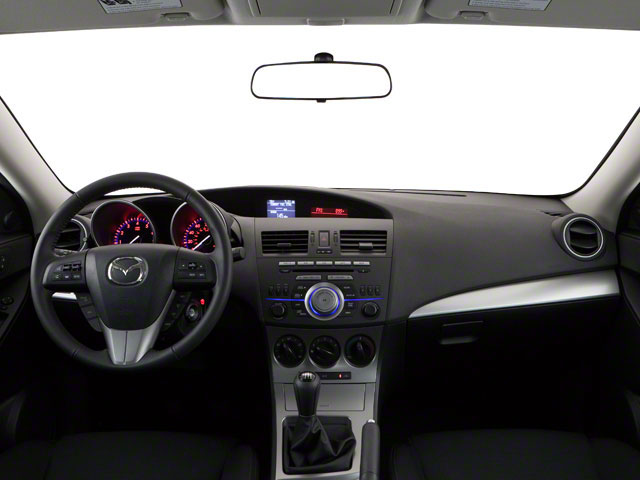 2011 Mazda Mazda3 Prices and Values Wagon 5D SPEED full dashboard