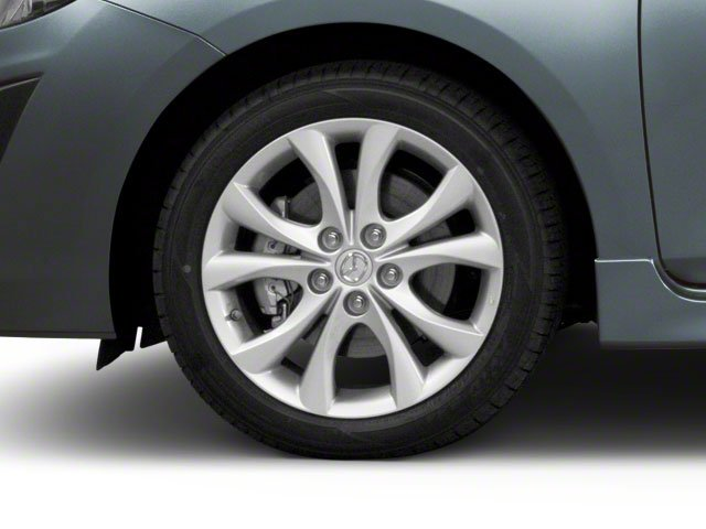 2011 Mazda Mazda3 Prices and Values Wagon 5D SPEED wheel