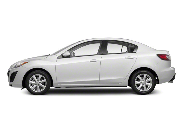 2011 Mazda Mazda3 Prices and Values Sedan 4D s GT side view