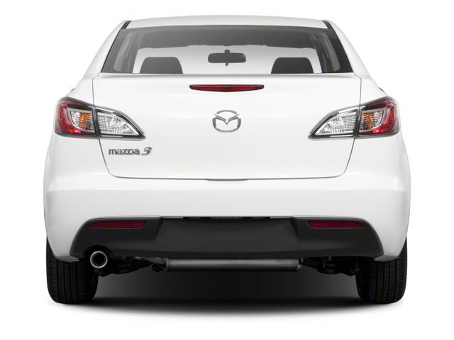2011 Mazda Mazda3 Prices and Values Sedan 4D s GT rear view