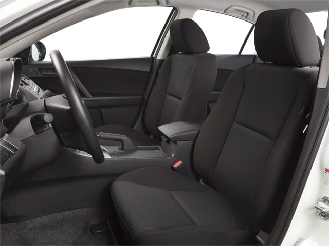 2011 Mazda Mazda3 Prices and Values Sedan 4D s GT front seat interior