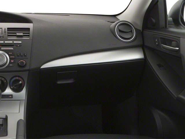 2011 Mazda Mazda3 Prices and Values Sedan 4D s GT passenger's dashboard