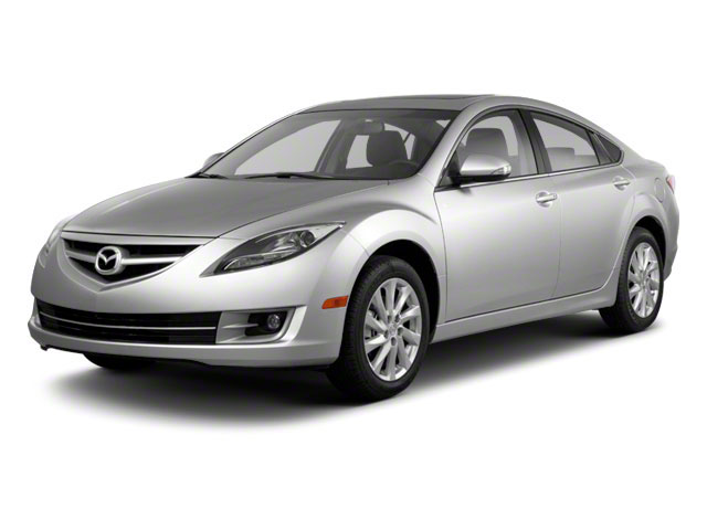 2011 Mazda Mazda6 Pictures Mazda6 Sedan 4D i Touring Plus photos side front view