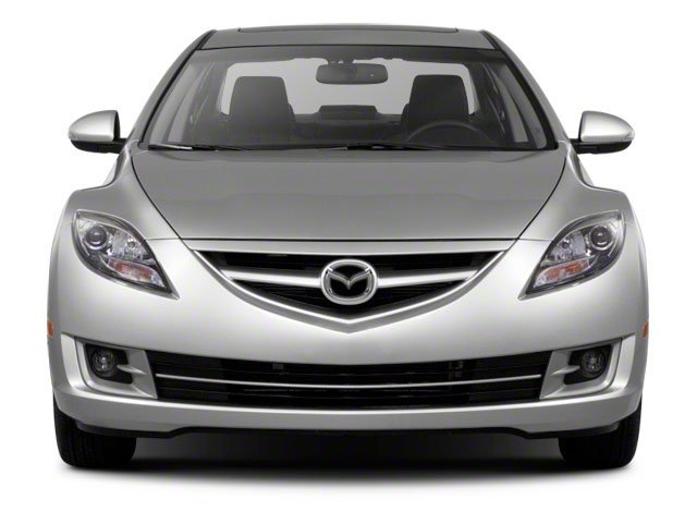 2011 Mazda Mazda6 Pictures Mazda6 Sedan 4D i Touring Plus photos front view