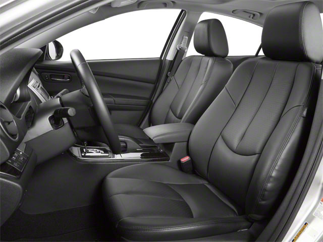 2011 Mazda Mazda6 Pictures Mazda6 Sedan 4D i Touring Plus photos front seat interior
