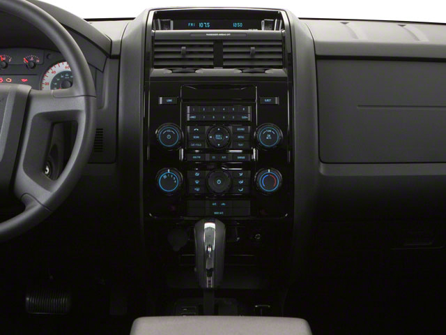 2011 Mazda Tribute Pictures Tribute Utility 4D s 4WD photos center console