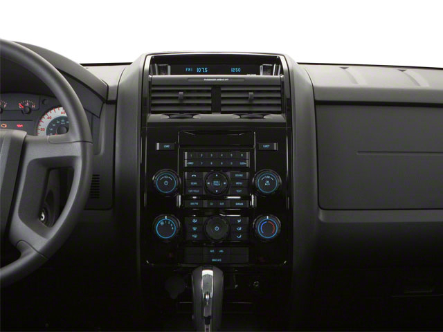 2011 Mazda Tribute Pictures Tribute Utility 4D i 4WD photos center dashboard
