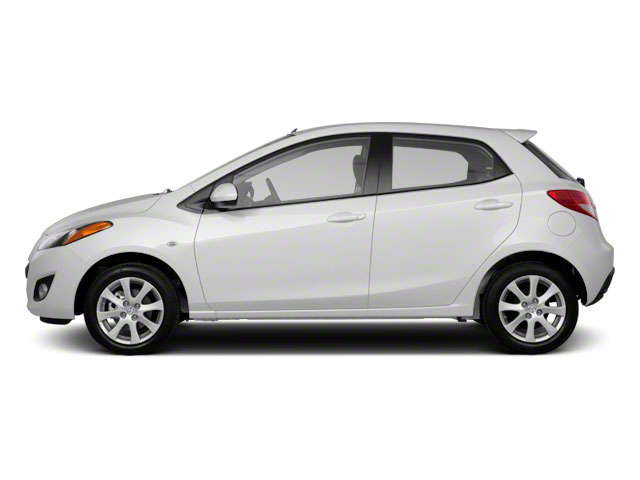 2011 Mazda Mazda2 Prices and Values Hatchback 5D side view