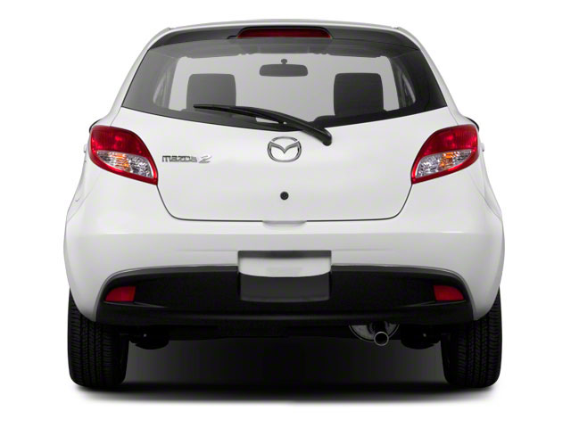 2011 Mazda Mazda2 Prices and Values Hatchback 5D rear view