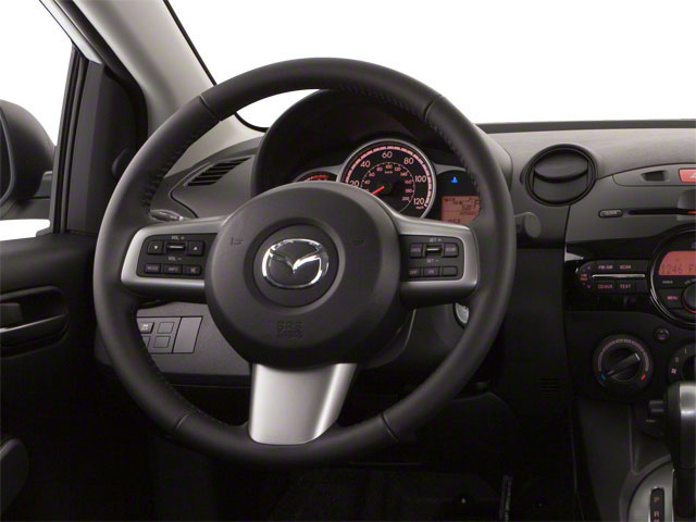 2011 Mazda Mazda2 Prices and Values Hatchback 5D driver's dashboard