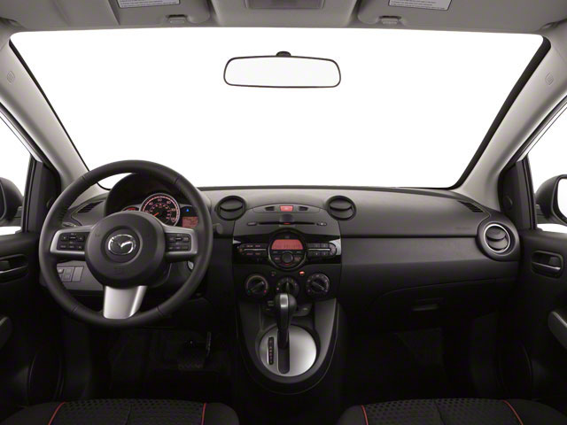 2011 Mazda Mazda2 Prices and Values Hatchback 5D full dashboard