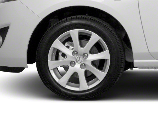 2011 Mazda Mazda2 Prices and Values Hatchback 5D wheel
