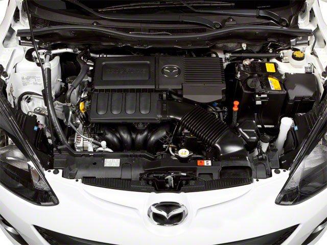 2011 Mazda Mazda2 Prices and Values Hatchback 5D engine