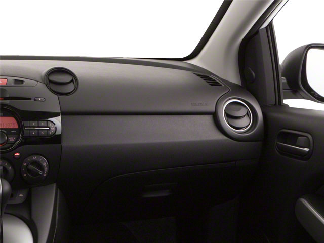 2011 Mazda Mazda2 Prices and Values Hatchback 5D passenger's dashboard