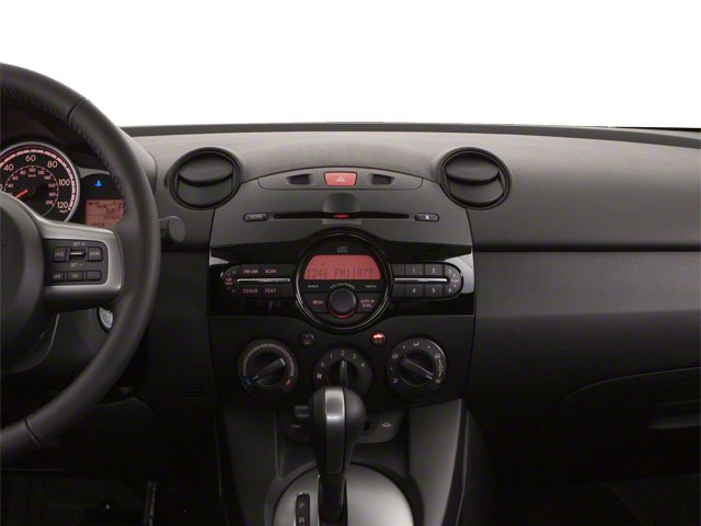 2011 Mazda Mazda2 Prices and Values Hatchback 5D center dashboard