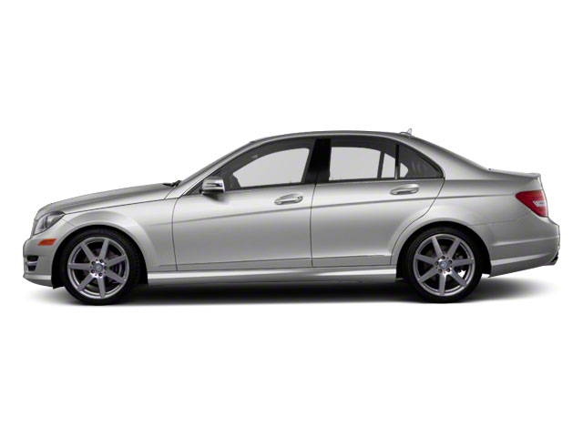 2011 Mercedes-Benz C-Class Pictures C-Class Sport Sedan 4D C350 photos side view