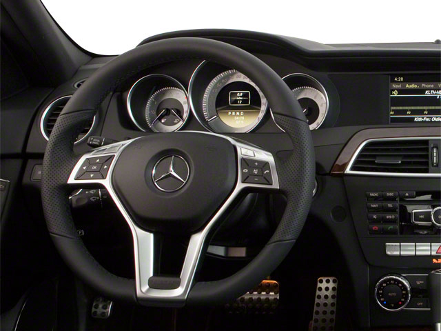 2011 Mercedes-Benz C-Class Pictures C-Class Sport Sedan 4D C350 photos driver's dashboard