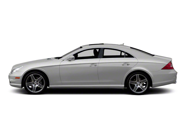 2011 Mercedes-Benz CLS-Class Prices and Values Sedan 4D CLS63 AMG side view