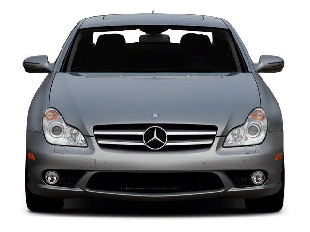 2011 Mercedes-Benz CLS-Class Prices and Values Sedan 4D CLS63 AMG front view