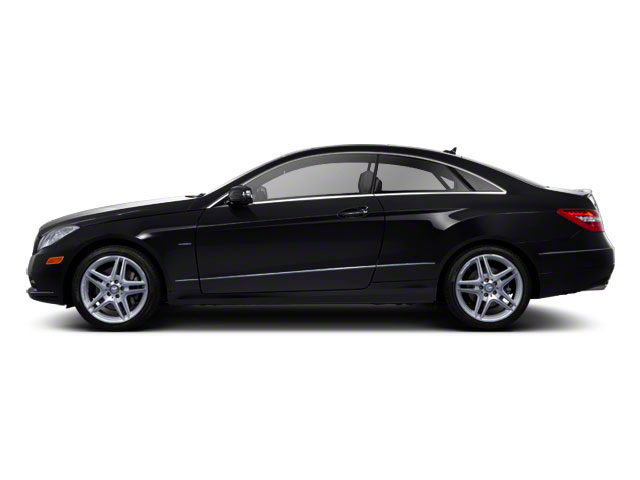 2011 Mercedes-Benz E-Class Prices and Values Coupe 2D E550 side view
