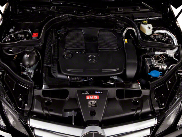 2011 Mercedes-Benz E-Class Prices and Values Coupe 2D E550 engine