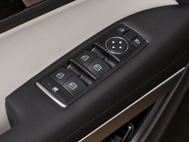 2011 Mercedes-Benz E-Class Prices and Values Coupe 2D E550 driver's side interior controls