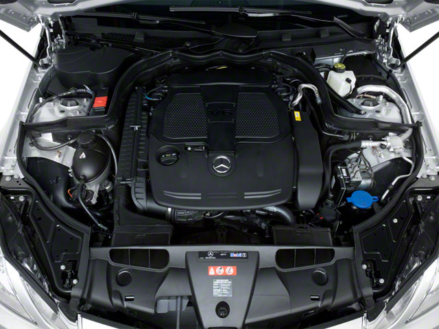 2011 Mercedes-Benz E-Class Prices and Values Convertible 2D E550 engine