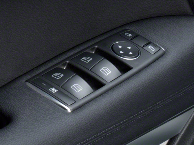 2011 Mercedes-Benz E-Class Prices and Values Convertible 2D E550 driver's side interior controls
