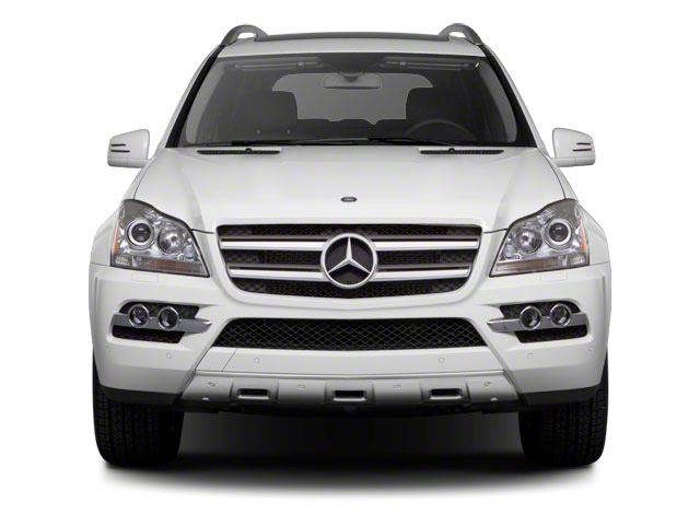 2011 Mercedes-Benz GL-Class Pictures GL-Class Utility 4D GL450 4WD photos front view