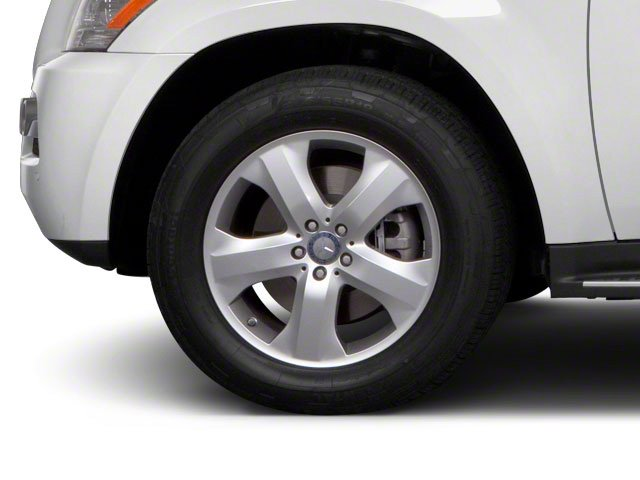 2011 Mercedes-Benz GL-Class Prices and Values Utility 4D GL350 BlueTEC 4WD wheel