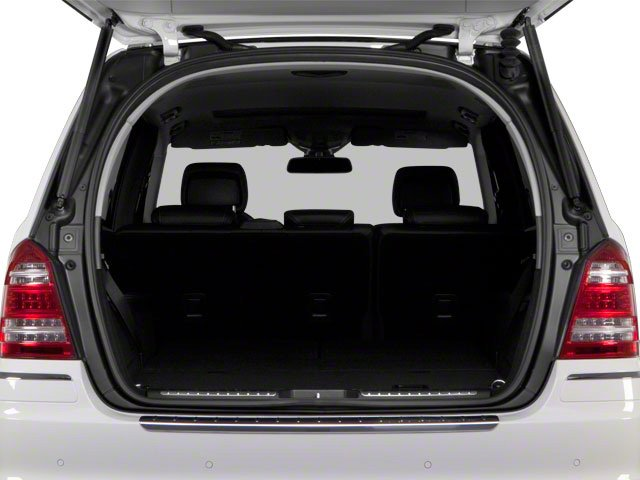 2011 Mercedes-Benz GL-Class Prices and Values Utility 4D GL350 BlueTEC 4WD open trunk