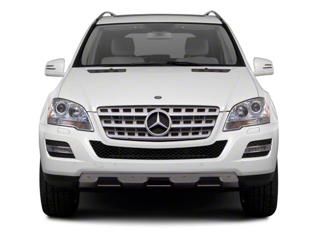 2011 Mercedes-Benz M-Class Pictures M-Class Utility 4D ML63 AMG AWD photos front view