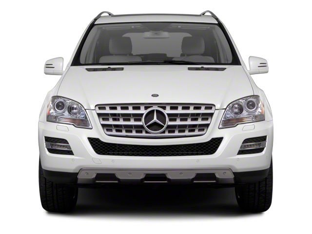 2011 Mercedes-Benz M-Class Prices and Values Utility 4D ML350 BlueTEC AWD front view