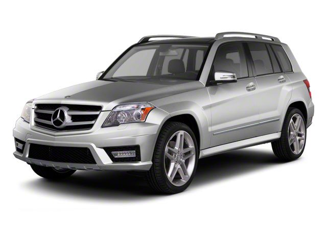 2011 Mercedes-Benz GLK-Class Prices and Values Utility 4D GLK350 2WD side front view