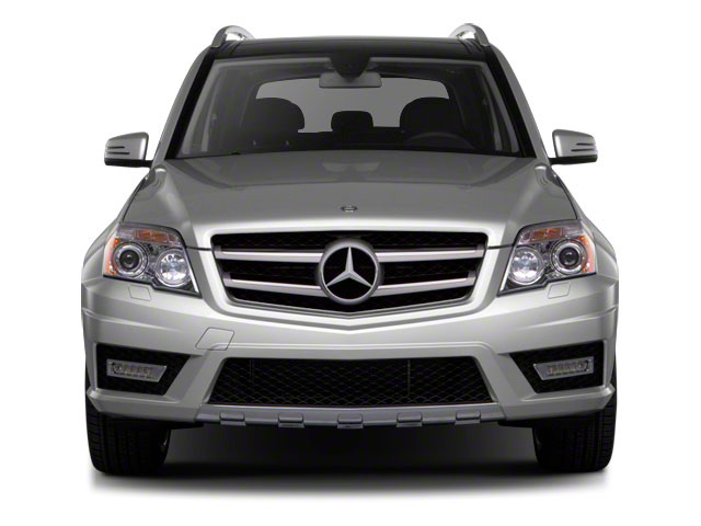 2011 Mercedes-Benz GLK-Class Prices and Values Utility 4D GLK350 2WD front view