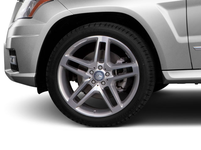 2011 Mercedes-Benz GLK-Class Prices and Values Utility 4D GLK350 2WD wheel