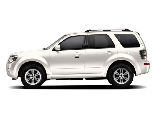 2011 Mercury Mariner Prices and Values Utility 4D Premier 4WD side view