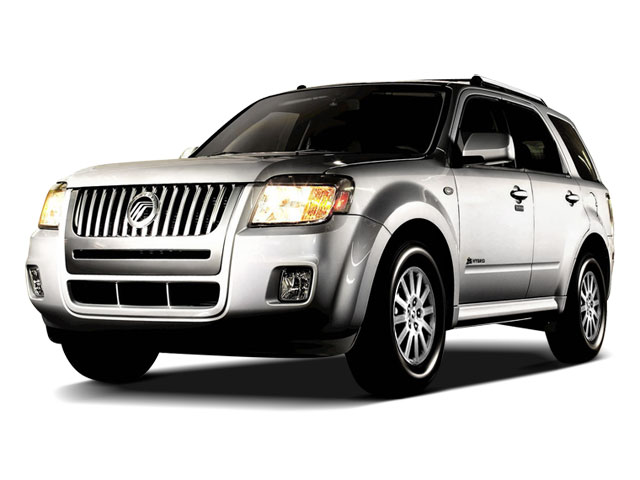 2011 Mercury Mariner Prices and Values Utility 4D Hybrid 4WD (4 Cyl)