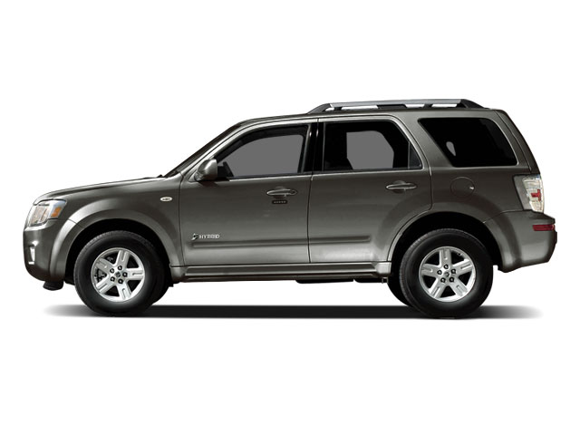 2011 Mercury Mariner Prices and Values Utility 4D Hybrid 4WD (4 Cyl) side view