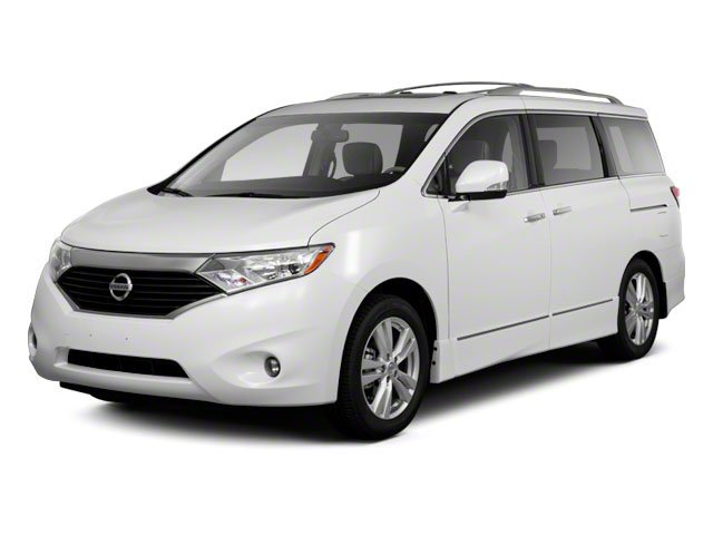 2011 Nissan Quest Pictures Quest Van 3.5 S photos side front view