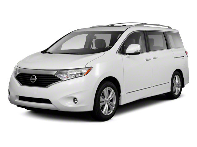 2011 Nissan Quest Pictures Quest Van 3.5 SL photos side front view