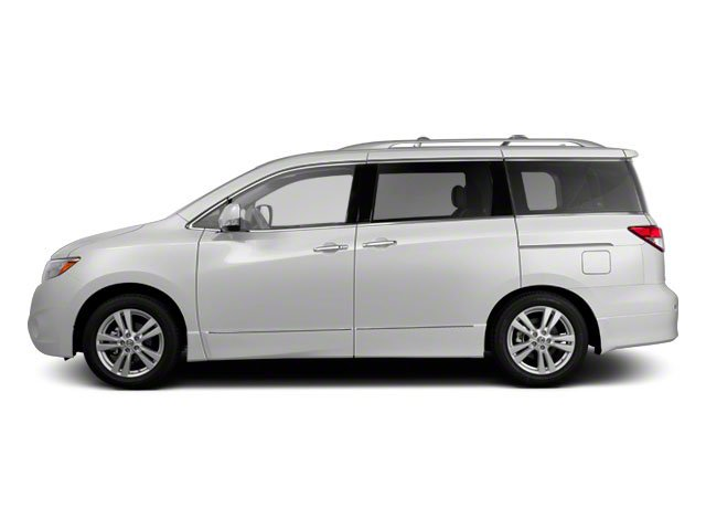 2011 Nissan Quest Prices and Values Van 3.5 S side view