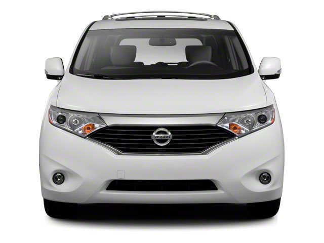 2011 Nissan Quest Prices and Values Van 3.5 S front view