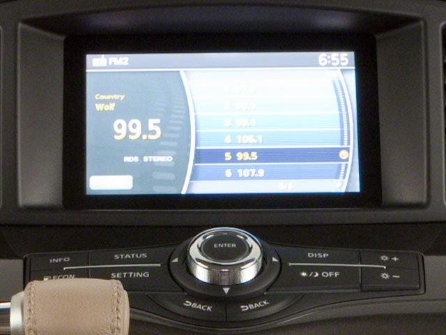 2011 Nissan Quest Prices and Values Van 3.5 S stereo system