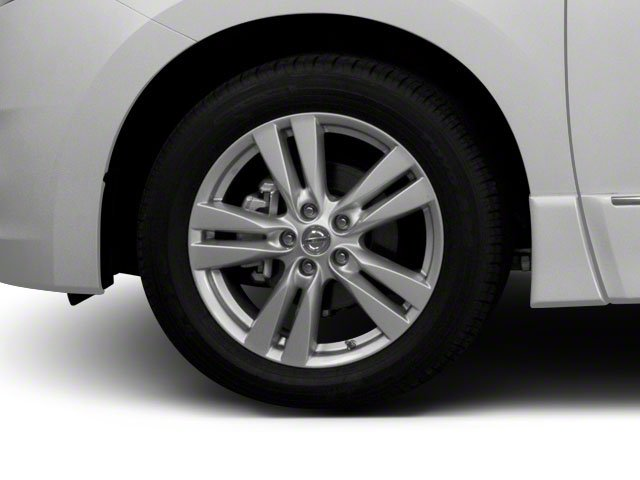 2011 Nissan Quest Prices and Values Van 3.5 S wheel