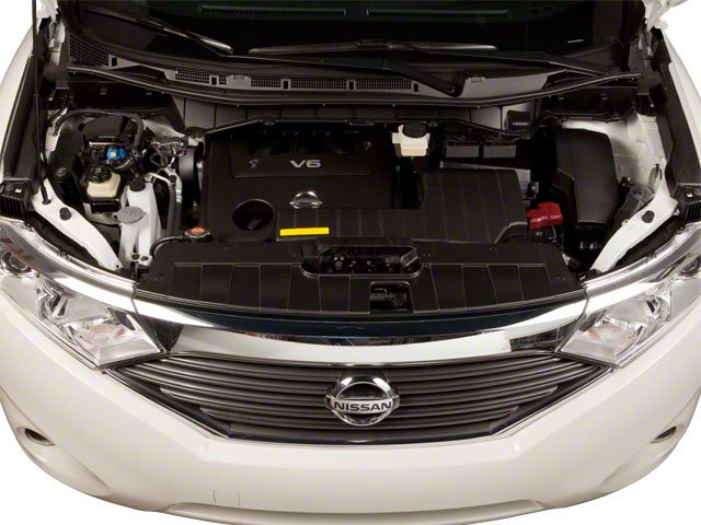 2011 Nissan Quest Pictures Quest Van 3.5 S photos engine