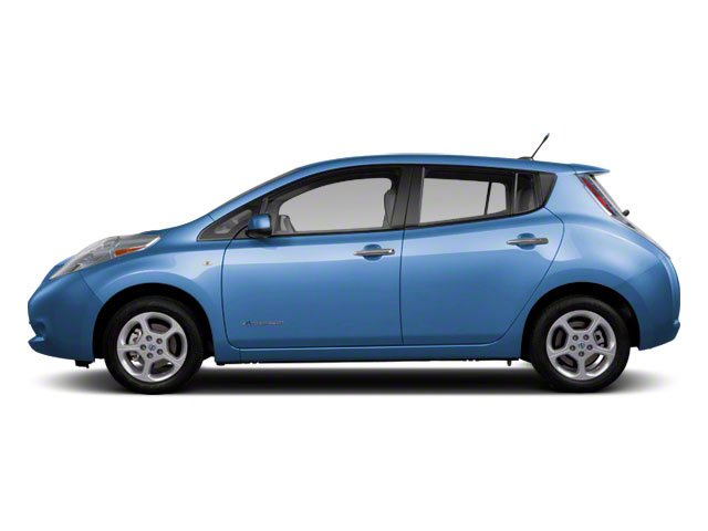 2011 Nissan LEAF Prices and Values Hatchback 5D SL side view