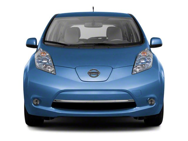 2011 Nissan LEAF Prices and Values Hatchback 5D SL front view