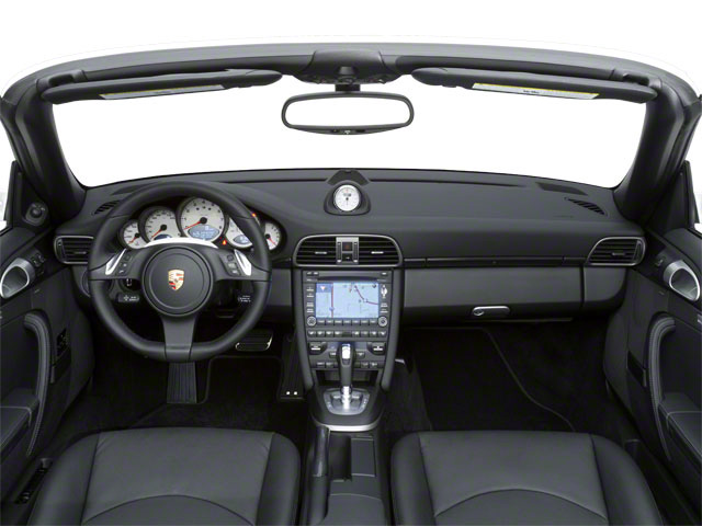 2011 Porsche 911 Pictures 911 Cabriolet 2D S photos full dashboard