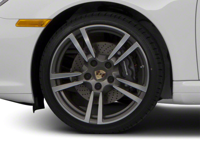 2011 Porsche 911 Prices and Values Cabriolet 2D S wheel